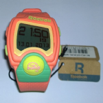 Reebok Pump Watch CL99 peach RRP £89.99